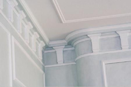 Stucchi cecere for Fregi decorativi